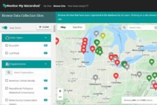 Introducing the Monitor My Watershed Data Portal